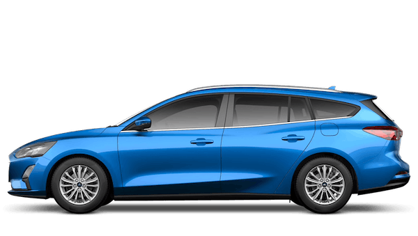 Ford Focus Estate Titanium Edition