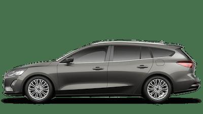 All-New Ford Focus Estate Titanium X