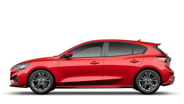 Brand New Ford Focus ST-Line Edition MHEV 1.0 EcoBoost 125ps Privilege Offer