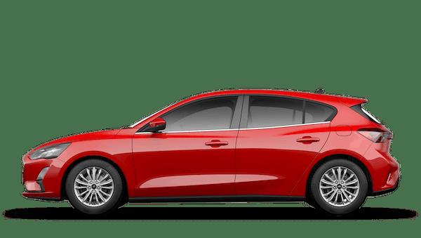 1.0L EcoBoost Titanium Edition 125PS Auto