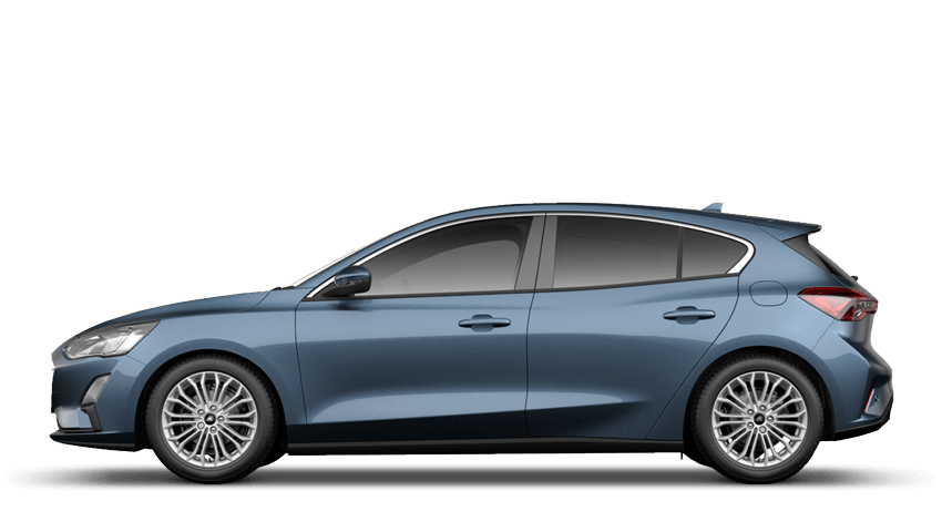 Chrome Blue (Premium Paint) All-New Ford Focus
