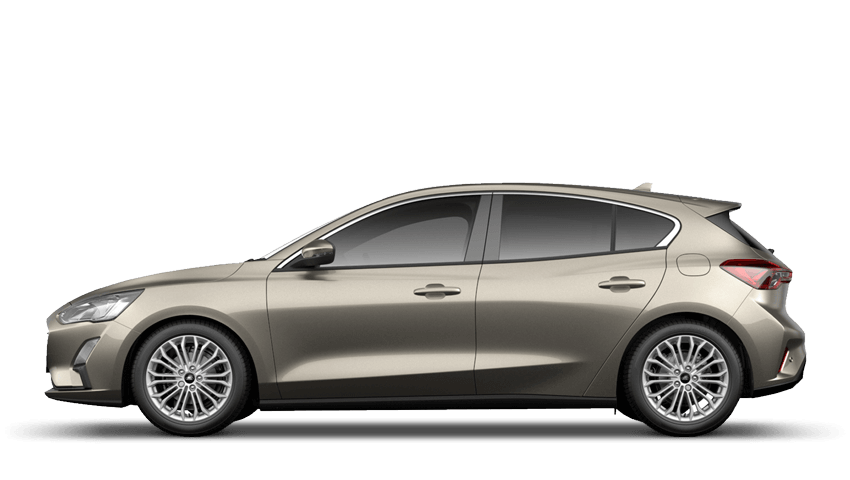 Diffused Silver (Special Metallic) All-New Ford Focus