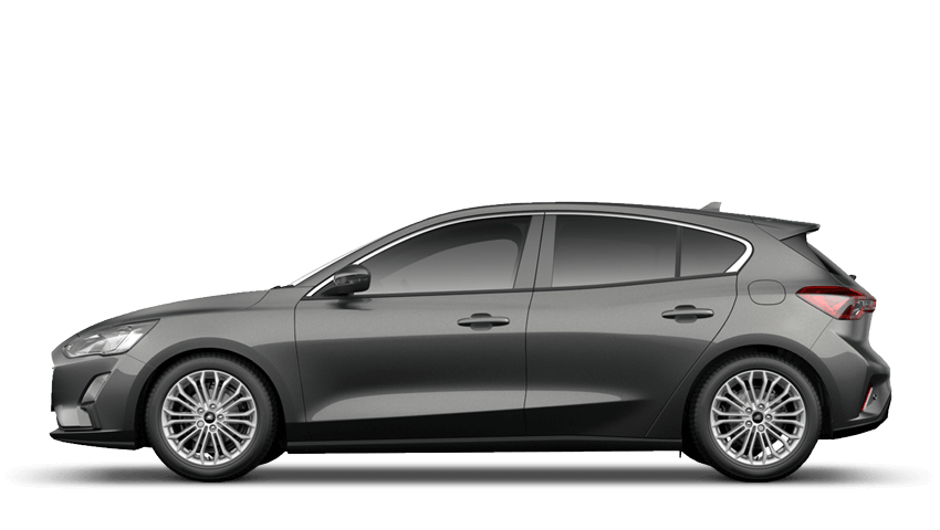 Magnetic (Premium Paint) All-New Ford Focus