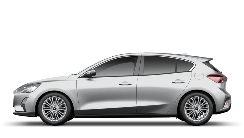 Moondust Silver (Premium Paint) All-New Ford Focus