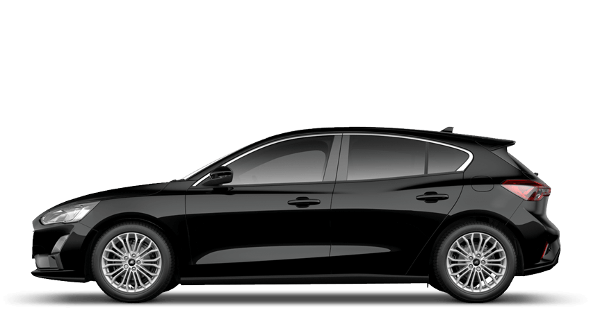 Shadow Black (Premium Paint) All-New Ford Focus