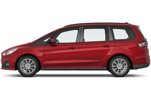 ford Galaxy Zetec Offer