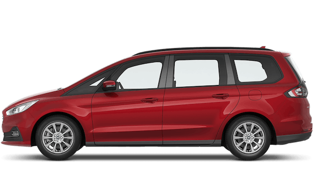 Brand New Ford Galaxy Zetec Offer