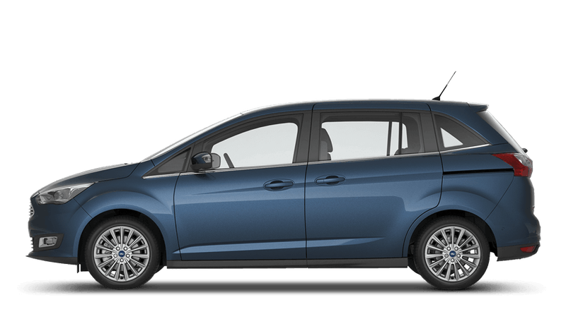 Ford Grand C-MAX Titanium