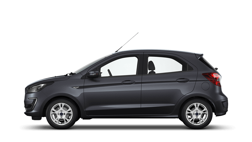 Ford Ka-plus-new Zetec