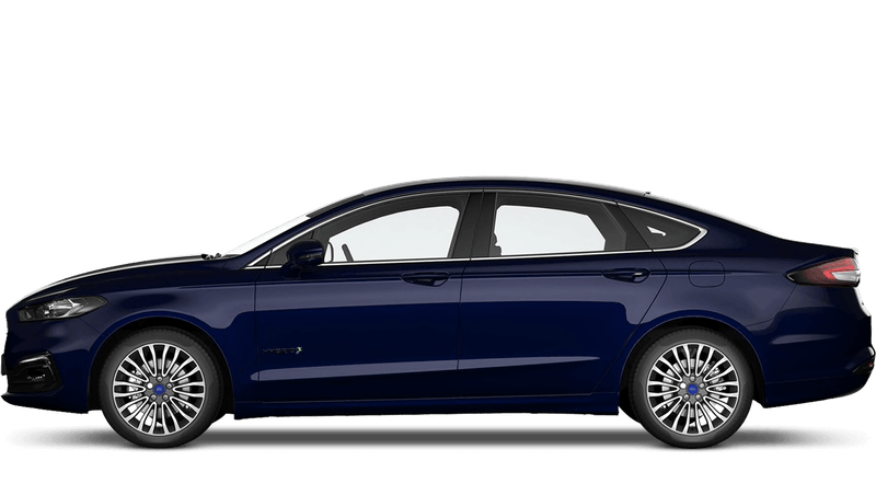 Blazer Blue (Solid) New Ford Mondeo Hybrid