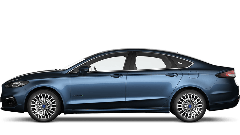 Chrome Blue (Metallic) New Ford Mondeo Hybrid