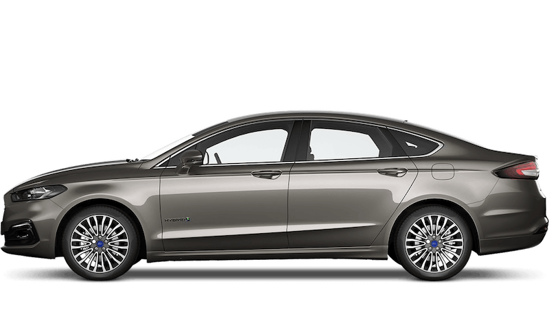 Diffused Silver (Metallic) New Ford Mondeo Hybrid