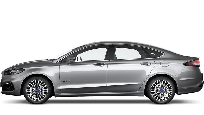 Moondust Silver (Metallic) New Ford Mondeo Hybrid