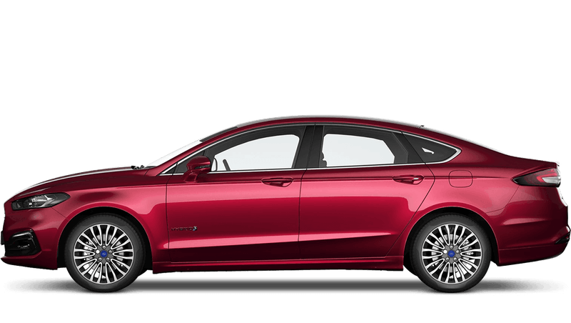 Ruby Red (Special Metallic) New Ford Mondeo Hybrid