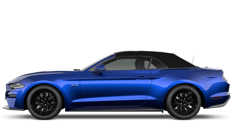 Kona Blue (Premium) New Ford Mustang Convertible
