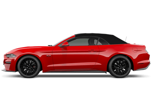Ford Mustang Convertible Brochure