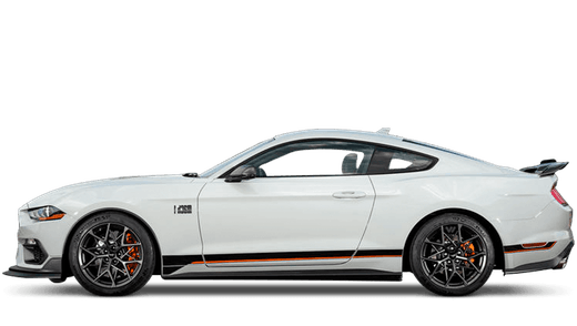 New Ford Mustang Mach 1 Brochure