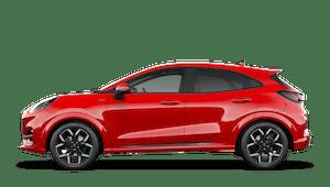 1.0L EcoBoost Hybrid (mHEV) ST-Line X 125PS Auto