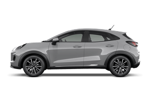 1.0L EcoBoost Hybrid (mHEV) Titanium 125PS
