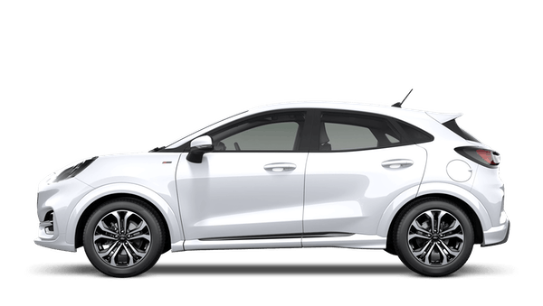 1.0L EcoBoost Hybrid (mHEV) ST-Line 125PS