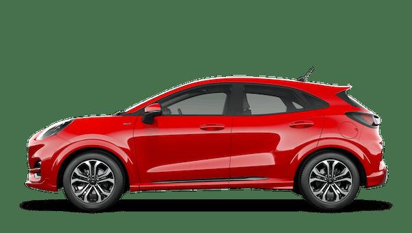1.0 L Ford EcoBoost Hybrid (mHEV) ST-Line 5dr 6Spd 125PS