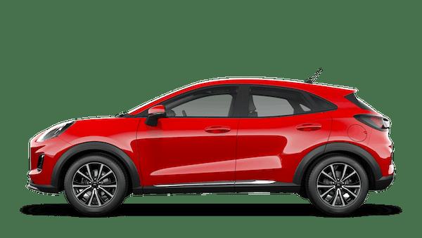 1.0 L Ford EcoBoost Hybrid (mHEV) Titanium 5dr 6Spd 125PS
