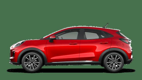 New Ford Puma Titanium