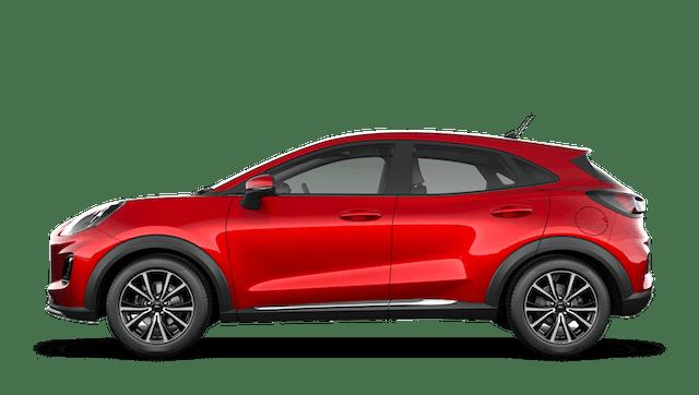 All New Ford Puma Titanium Privilege Offer