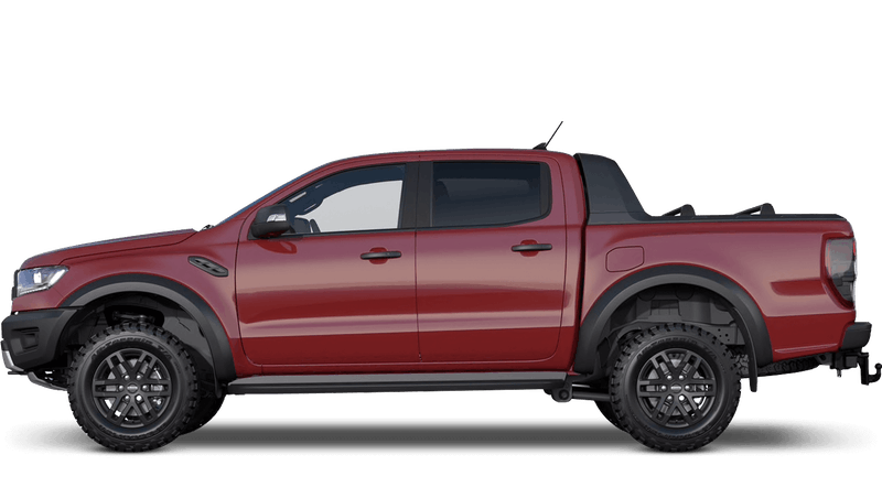Colorado Red All-New Ford Ranger Raptor