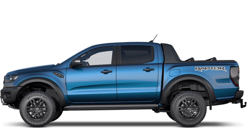 All-New Ford Ranger Raptor