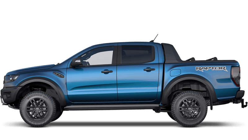 Ford Performance Blue All-New Ford Ranger Raptor