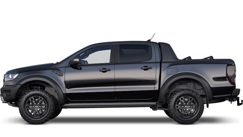 Shadow Black All-New Ford Ranger Raptor