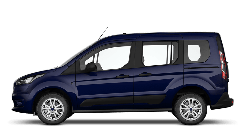 Blazer Blue (Solid) Ford Tourneo Connect