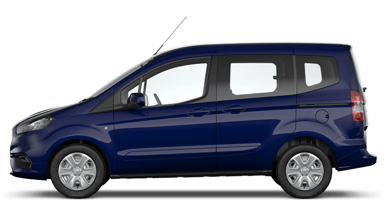 Blazer Blue (Solid) New Ford Tourneo Courier