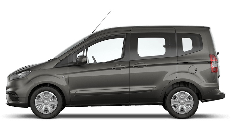 Magnetic (Metallic) New Ford Tourneo Courier