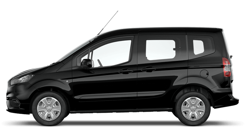 Shadow Black (Mica) New Ford Tourneo Courier