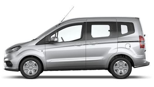 ford Tourneo Courier New Zetec Offer