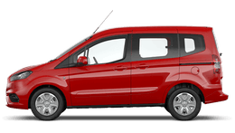 Ford Tourneo Courier New
