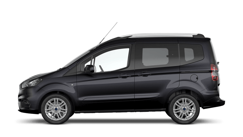 Agate Black (Premium) Ford Tourneo Courier
