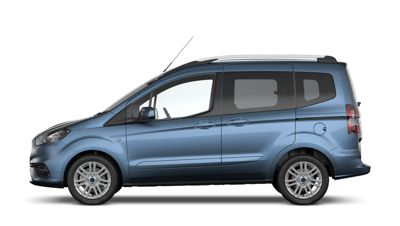 Chrome Blue (Premium) Ford Tourneo Courier