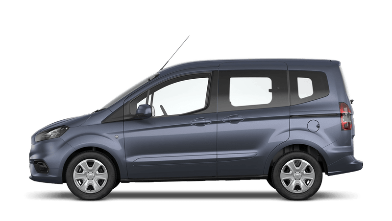 Metal Blue (Premium) Ford Tourneo Courier