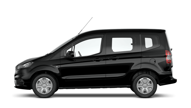 Shadow Black (Mica) Ford Tourneo Courier