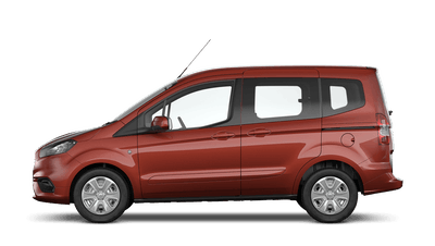 Ford Tourneo Courier Zetec