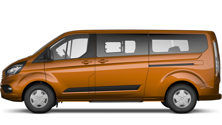 Ford Tourneo Custom New Shuttle Bus