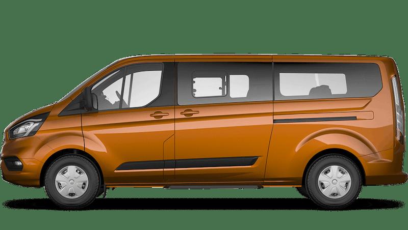 Ford Tourneo Custom New Shuttle Bus