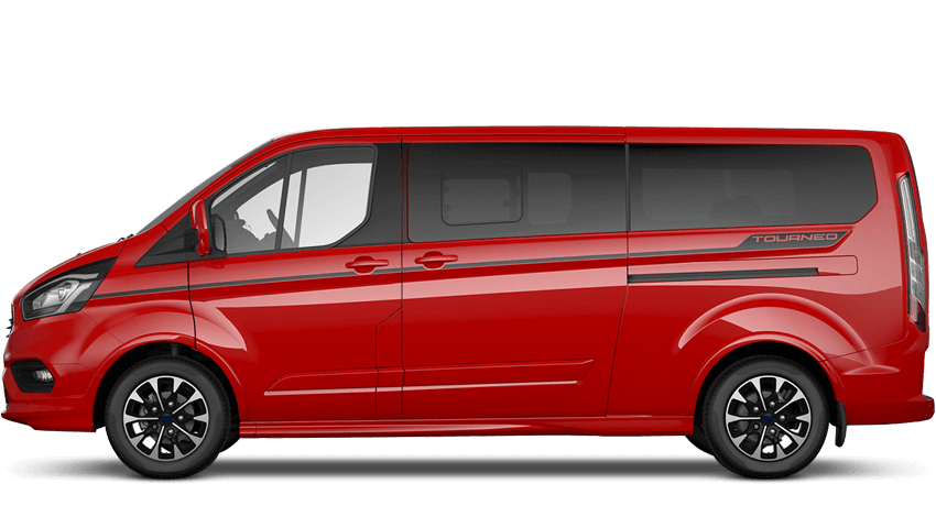 Ford Tourneo Custom New Sport
