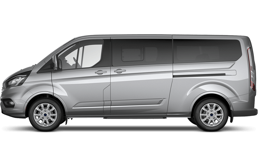 Ford Tourneo Custom New Titanium