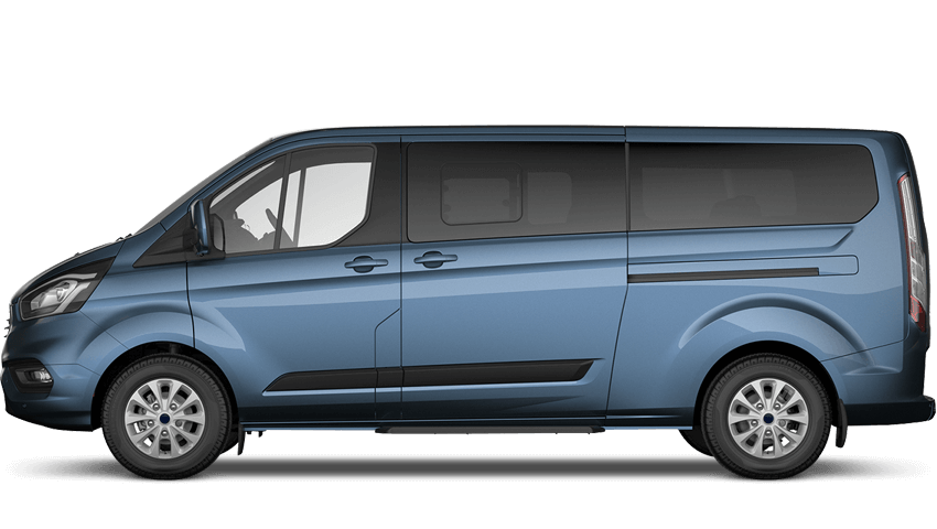Ford Tourneo Custom New Zetec