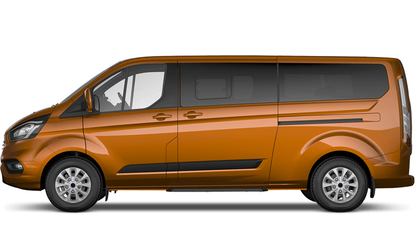 Ford Tourneo Custom New