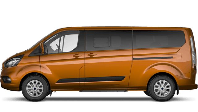 Ford Tourneo Custom New
